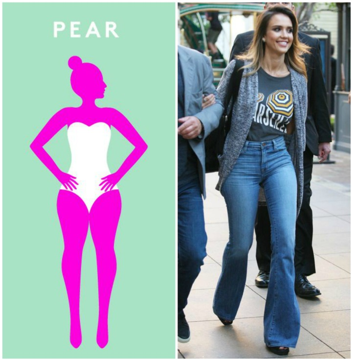 How to select jeans for your body type. – We have shifted ...