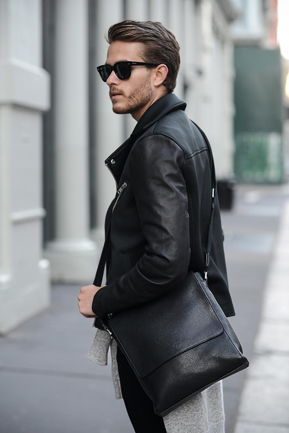 The Man-bag! – We have shifted to www.debasrideb.com